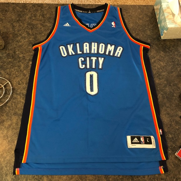 244c8515a adidas Other - 🔥Russell Westbrook OKC Thunder Swingman Jersey🔥